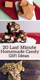 20 last mint homemade candy gift ideas banner jpg