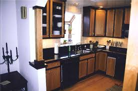 kitchen cabinets two tone interior design
