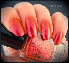 polish u0026 plates enchated collection mystic muse nail lacquer