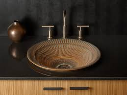 Copper Faucets Bathroom Bath U0026 Shower Magnificent Kohler Bathroom Sink With Amazing
