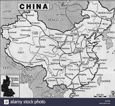 Kunming China Map by Cartography Maps China Map With The Main Roads And Railway