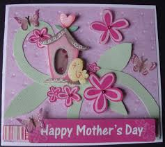 Homemade Mothers Day Cards by Handmade Mothers Day Cards 2015 2016