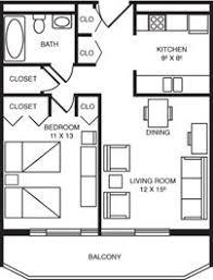 hillside floor plan judson park judson retirement living