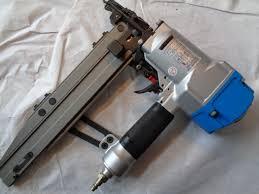 Central Pneumatic Staples by Fasco F45c G 55 Ss 16 Gauge Pneumatic Staple Gun 7 16