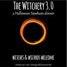 vancouver spirit halloween the witchery 3 0 halloween samhain dinner chloe u0027s countertop