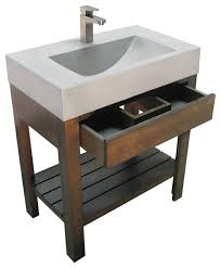 Contemporary Bathroom Vanity Units by Bathroom Sink Drawer Unit Moncler Factory Outlets Com