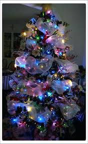 tree led lights with color changing white