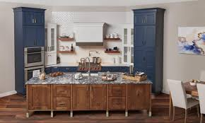 mixing kitchen cabinet wood colors more colors wood comeback top cabinet trends woodworking