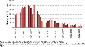 mass fatality management following the south asian tsunami