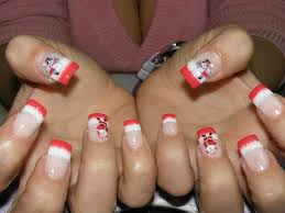 11 gel nail designs christmas cjzp another heaven nails design