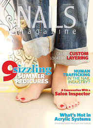 internet marketing for salons nails magazine