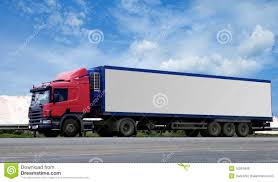 semi truck semi truck and trailer royalty free stock images image 10597849