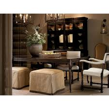 hickory chair hartwood aberdeen dining table