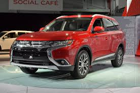 mitsubishi outlander interior 2016 mitsubishi outlander new design photo hastag review