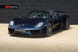 porsche spyder 2017 used porsche 918 spyder cars for sale with pistonheads