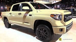 toyota tundra trd accessories 2016 toyota tundra trd pro exterior and interior walkaround