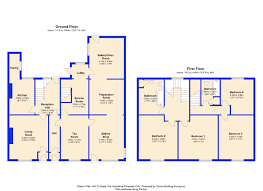 floor plan for bakery silver street richmond north yorkshire 4 bed terraced house