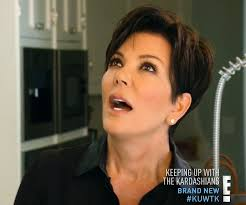 kris jenner haircut side view kris jenner tells caitlyn jenner to go f himself after