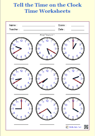 time worksheet new 861 telling time worksheets in words