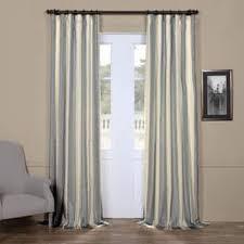 Horizontal Stripe Curtains Stripe Curtains U0026 Drapes Shop The Best Deals For Nov 2017