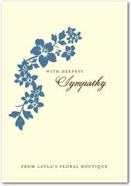 condolences greeting card card invitation sles top 10 sympathy greeting cards american