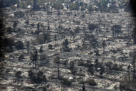California Wildfire Evacuation Plan by Napa Designer On Wildfire Chaos And How To Rebuild Curbed Sf