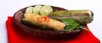 cara membuat nasi bakar khas bandung cara membuat nasi bakar teri daun kemangi enak resep sedapku