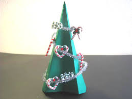origami folding instructions how to make a christmas tree