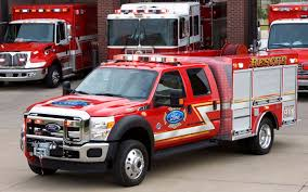 Ford Raptor Fire Truck - ford f 550 rescue truck concept drafted for tornado relief duty