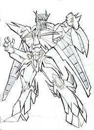 transformers sentinel prime coloring pages