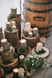 Rustic Wedding Decorations For Sale Woodland Michigan Barn Wedding Ruffled