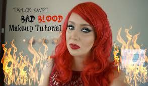 Bad Blood Video Jade Madden Taylor Swift Bad Blood Makeup Tutorial