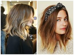 ombre for medium length hair women medium haircut