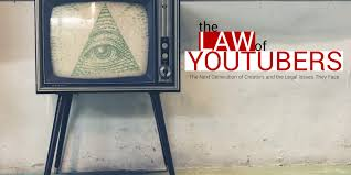 the law of youtubers the next generation of creators and the