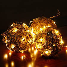 amazon com cylapex pack of 6 led starry string lights with 20