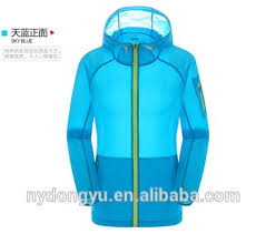 cycling windbreaker jacket sky blue unisex lightweight cycling windbreaker jacket jsz