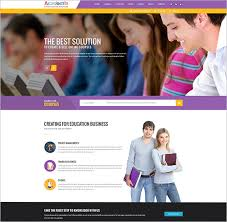 template education 22 education website templates free templates