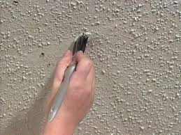 Popcorn Ceiling In A Can by How To Repair A Textured Ceiling How Tos Diy