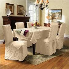 Dining Room Chair Pillows by Kitchen Stretch Dining Chair Covers Thick Dining Room Chair