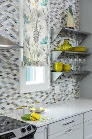 Kitchen Wallpaper Design 15 Stunning Kitchen Backsplashes Diy Network Blog Made Remade