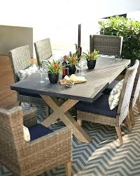 slate outdoor dining table home design outstanding stone top outdoor dining table tuscany