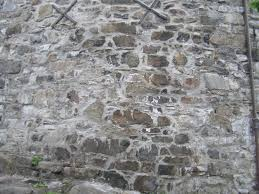 brown stone wall image 500x375 pixels
