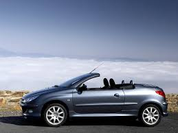 peugeot 206 quicksilver the peugeot 206cc with the fold away roof 2000 2000 u0027s car