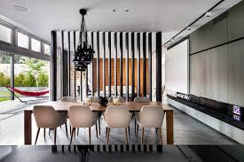 perth modern room dividers dining contemporary with midcentury