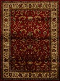 Golf Area Rug by Traditional Persian Border Area Rug 5x8 Oriental Carpet Actual 5