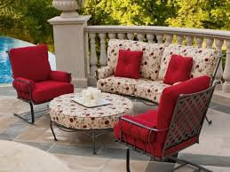 Decorative Outdoor Chair Covers Patio 8 Cream Grey Patio Chair Cushions For Modern Patio