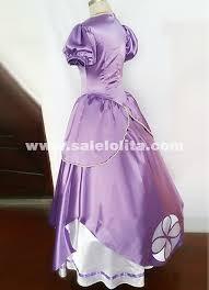 Halloween Costumes Sofia Hand Beaded Movie Sofia Cosplay Sophia Dress