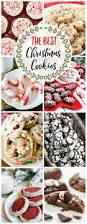 the best christmas cookie recipes and 200 other christmas ideas