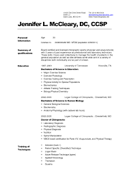 Resume Sample Format For Fresh Graduate by Resume Samples For General Practitioners Templates
