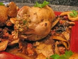 paul bocuse recettes cuisine perdrix farcies aux cèpes selon paul bocuse recette ptitchef